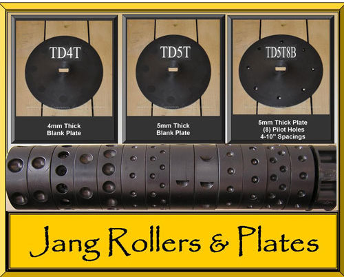 Jang Rollers and Plates