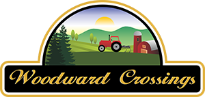Woodward Crossings Logo