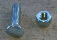 Elliptical Bolts