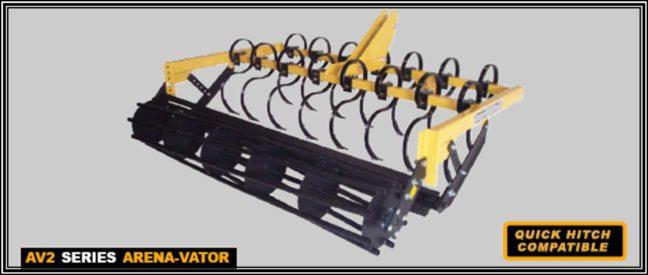 AV2 Soil Conditioning Arena-Vator, CAT1 Pins
