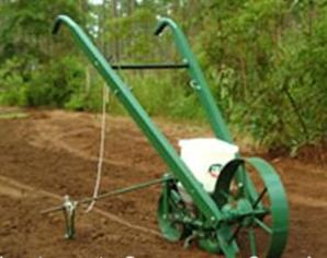 B73-09B Cole Planet Jr. Push Seeder