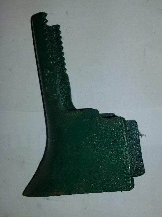 "BOK-783 Cole Planet Jr. 2"" Wide Scatter Shoe for Planting 0""-1 1/2"" Deep"