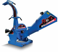 Wallenstein BX52s PTO Woodchipper