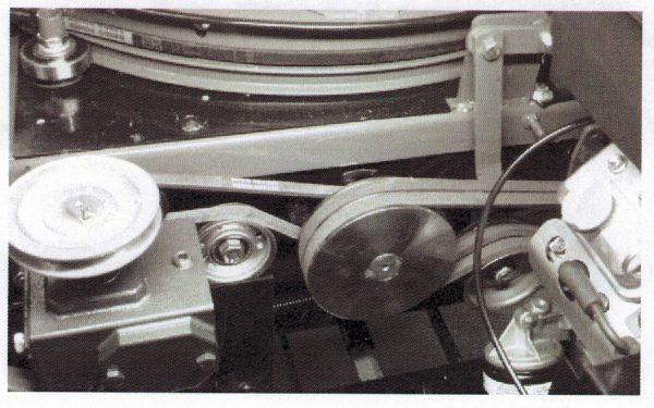 Belts for Weaverline Bale Chopper