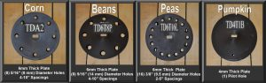 Bundle Plates for the TD Jang Seeder