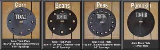 Bundle Plates for the TD Jang Seeder