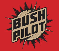 Bush Pilot Logo for Wallenstein Skiding Winches