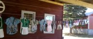 Amish Made Clothespin Bags