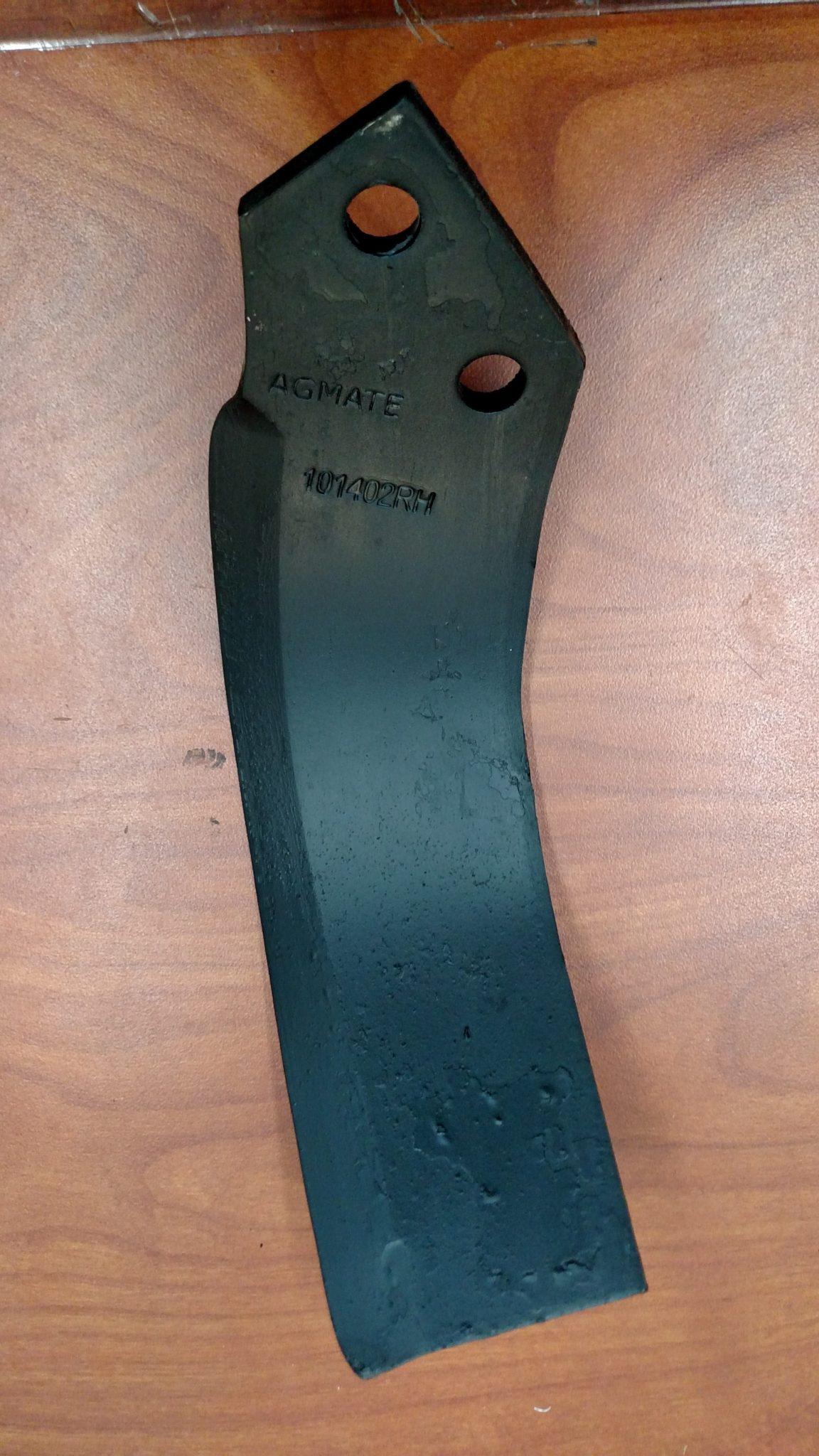 Right Hand Tiller Blade Tine for Caroni Rototiller