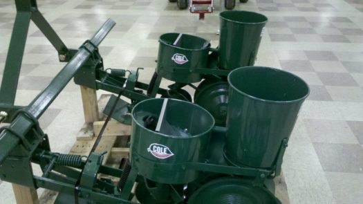Cole 2-Row 12MX Multiflex Planter for Large Seeds (4)