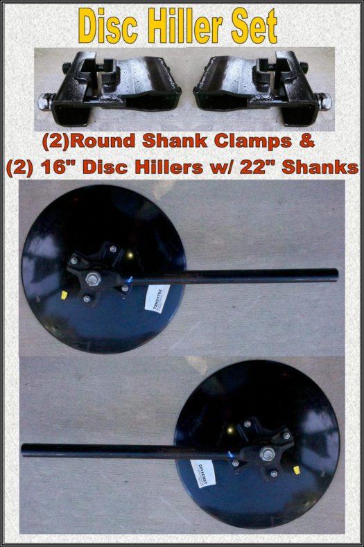 Disc Hiller Set