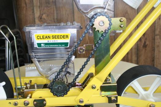 Fertilizer Hopper Setup (1) for Jang JP-1