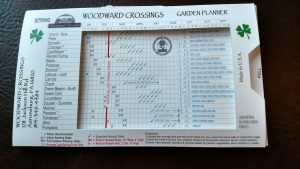 Amazing Quick & Easy Garden Planner with Frost Dates and When to Plant