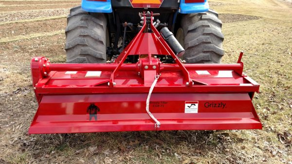 Grizzly Rototiller (2)