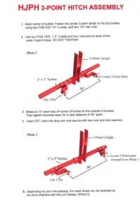 HJPH Hitch Assembly
