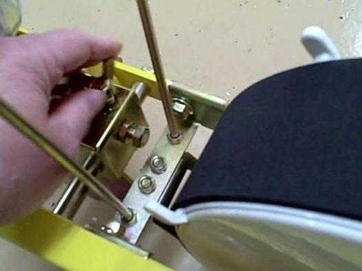 Hopper Lever Clip for Jang JP-1