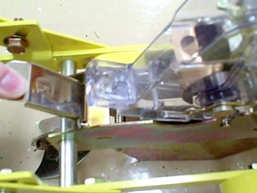 Hopper Lever Clip for Jang JP-1 I
