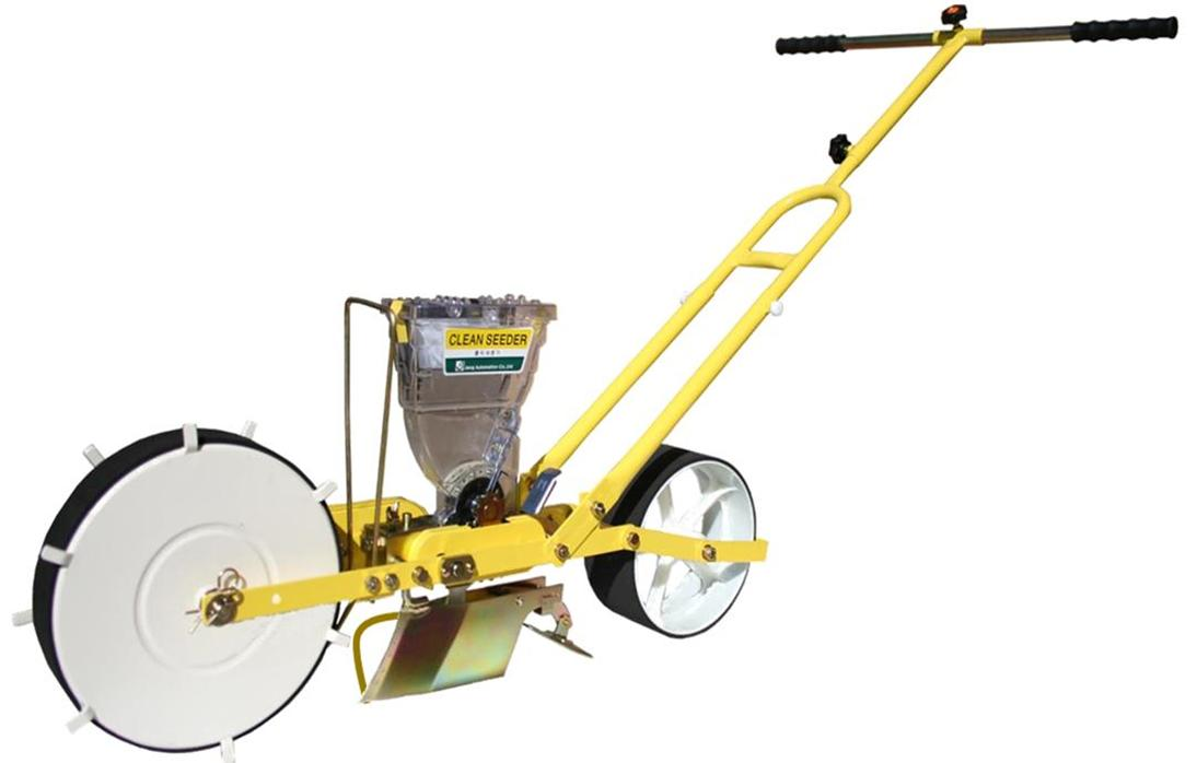 JP-1 Jang Seeder ~ A Hand Seeder that Singulates Seeds!