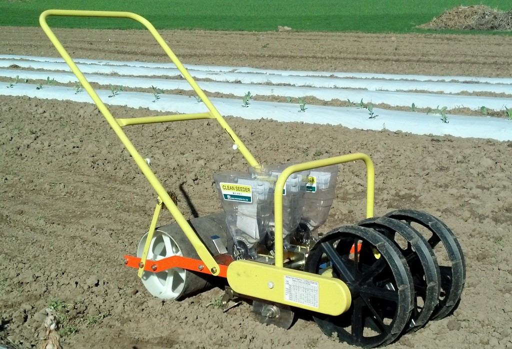 JP-3 Jang Seeder Bargain Bundle, 18 Rollers, Roller Exchange ~ A Hand Seeder That Singulates Seeds!