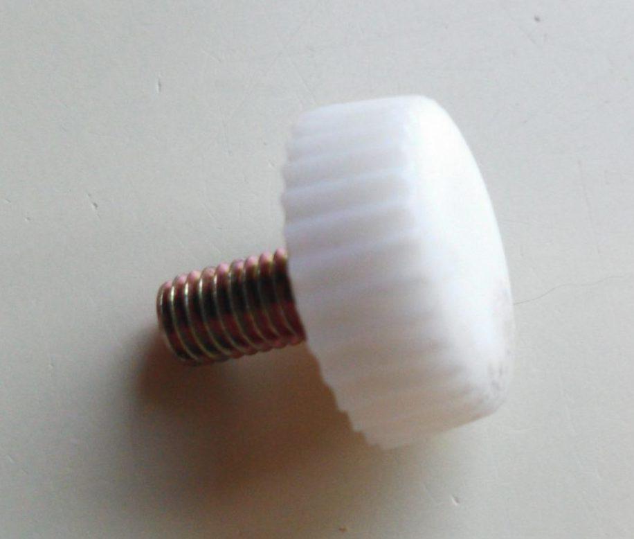 JP56 Jang Seeder Knob, Thumb Screw for JP Jang Seeders