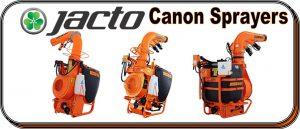 Jacto Canon Sprayers