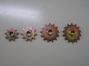 JP Series Sprockets