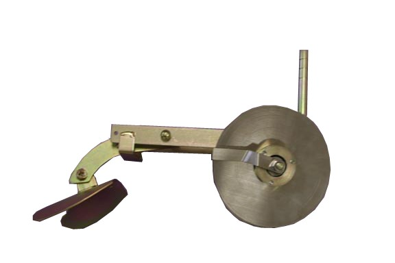 TP-1000D Double Disc Opener for JP Jang Seeders
