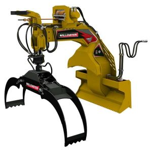LXG430RP Skid Steer Mount Log Grapple