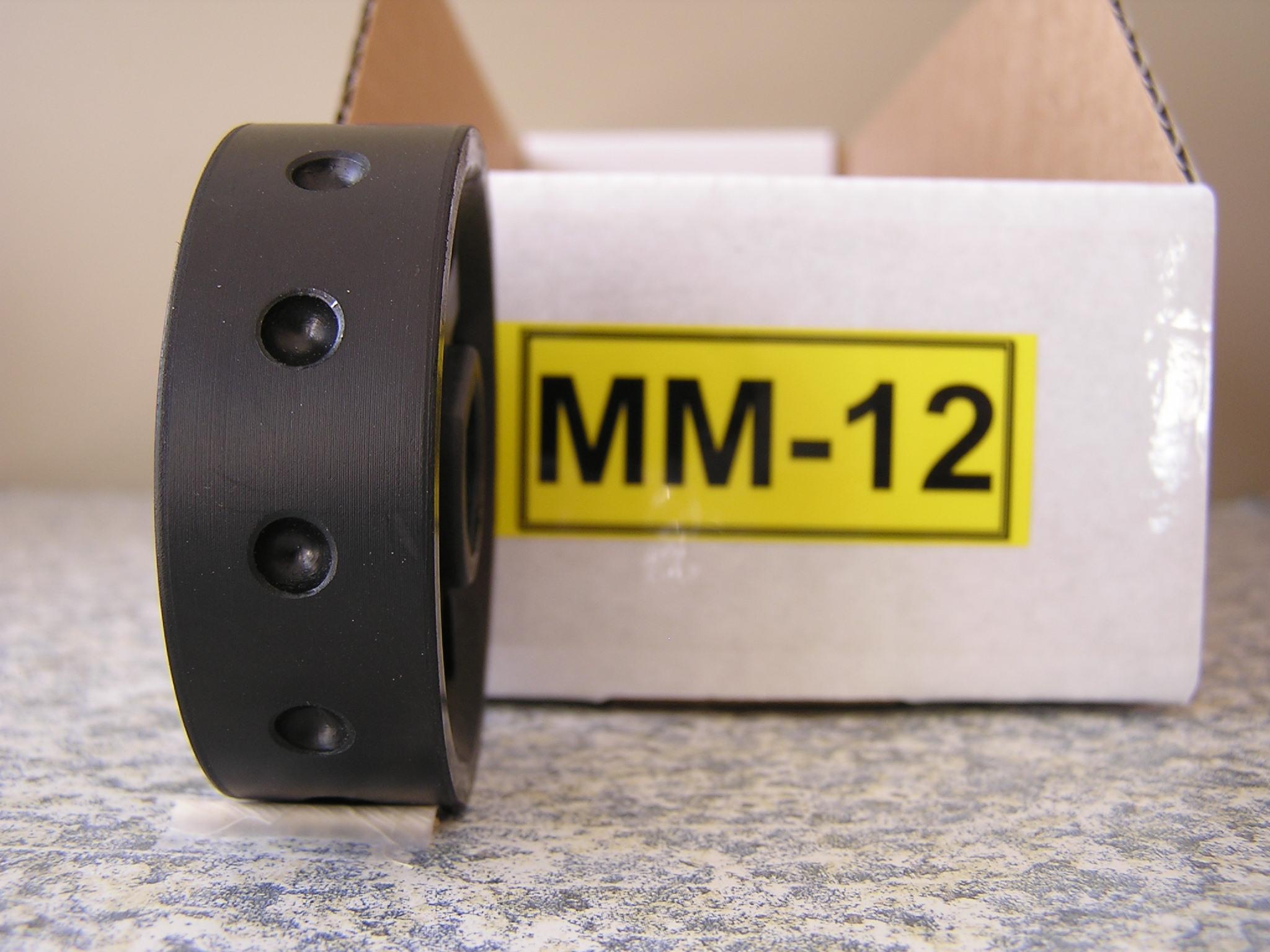 MM-12 Roller for Jang Seeder, 6 mm Slot, 12 Slots in the Roller