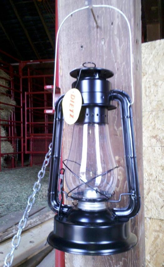 Dietz #80 Blizzard Oil Lantern