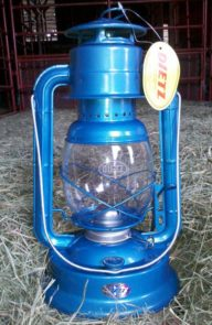 #90 Dietz D-Lite Kerosene Hurricane Lantern