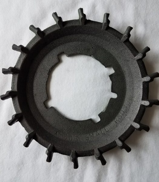 POX-605 Small Round Corn Seed Plate for Cole 12 MX MultiFlex Planter