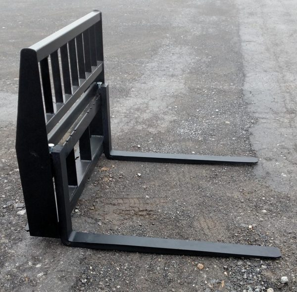 Pallet Forks 2000 lbs. 42 inch II