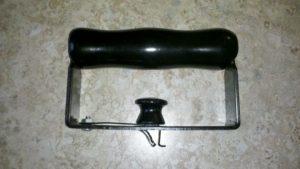 Sad Iron Handle for the 604 D.L. Schwartz Sad Iron