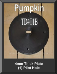 TD4T1B 4MM Thick Plate