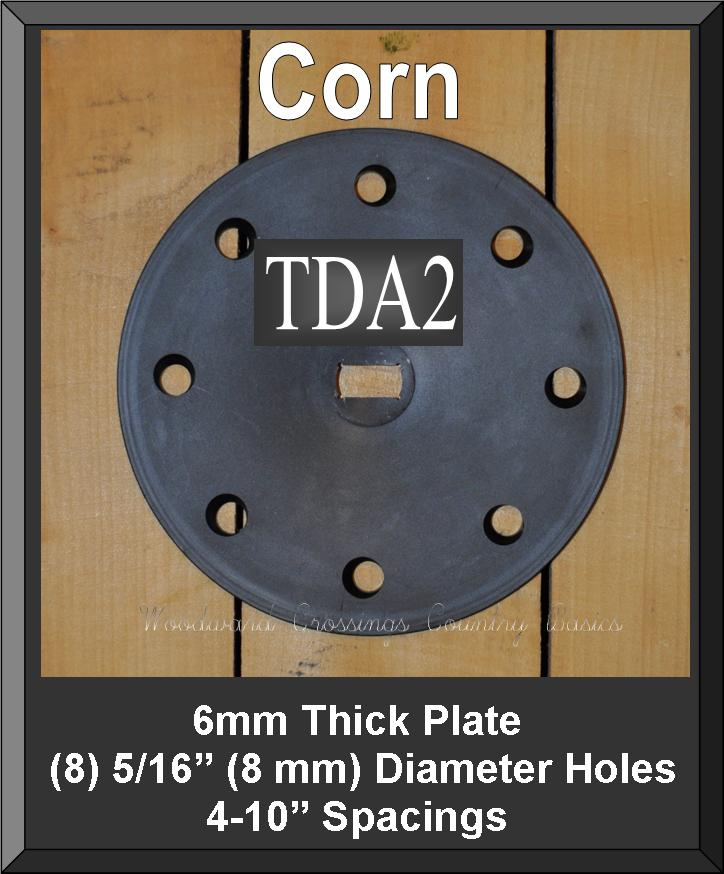 TDA2 6MM Thick Plate