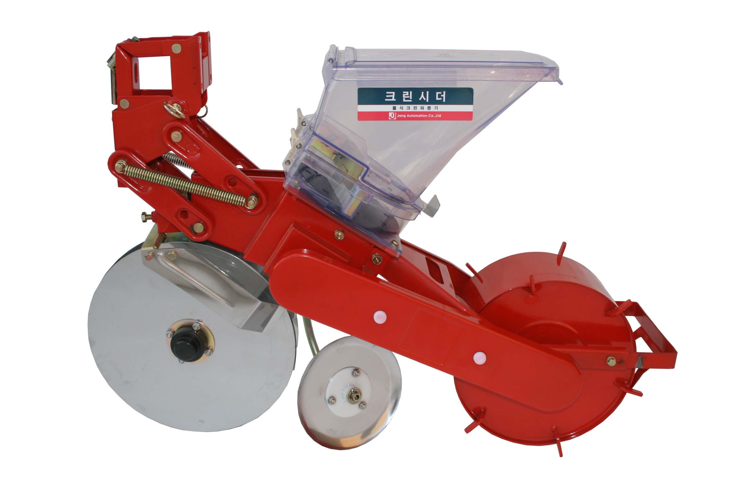 TDR-U Jang 3 Pt. Hitch Seeder