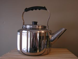 5 1/4-qt Stainless Steel Water Kettle