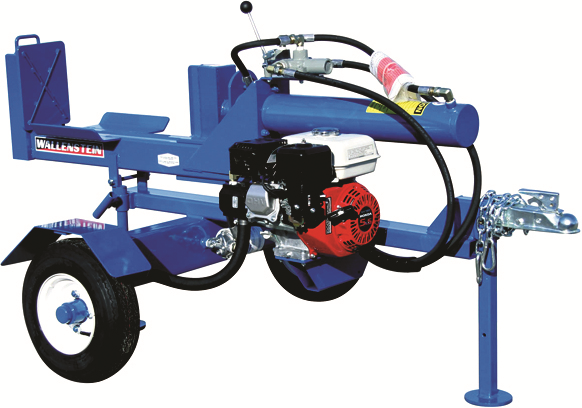 WX540 Wallenstein Trailer Log Splitter