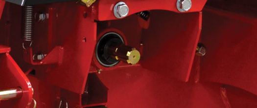 Wallenstein FX Skidding Winch Raised PTO