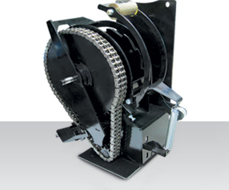 Wallenstein FX Skidding Winch Removable Clutch
