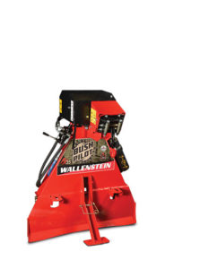 FX35 Wallenstein Skidding Winch 80' Cable for Compact Tractors