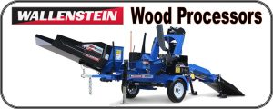 Wallenstein Firewood Processor