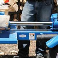 Wallenstein WX Log Splitter 2 Stage Hydraulic Pump