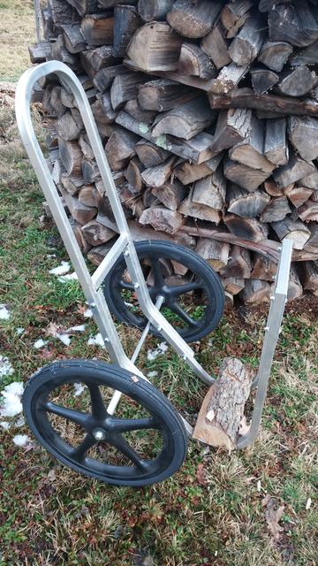 Wood Cart (3)