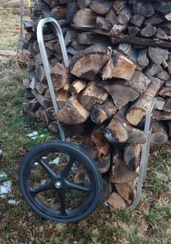 Wood Cart (8)