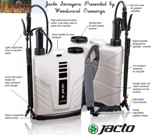 XP312 Jacto Sprayers