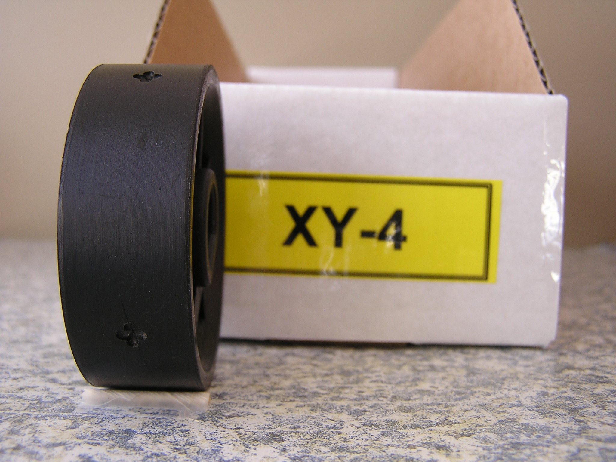XY-4 Roller for Jang Seeder, with 4 Criss Cross Slots -Used Mostly for Lettuce