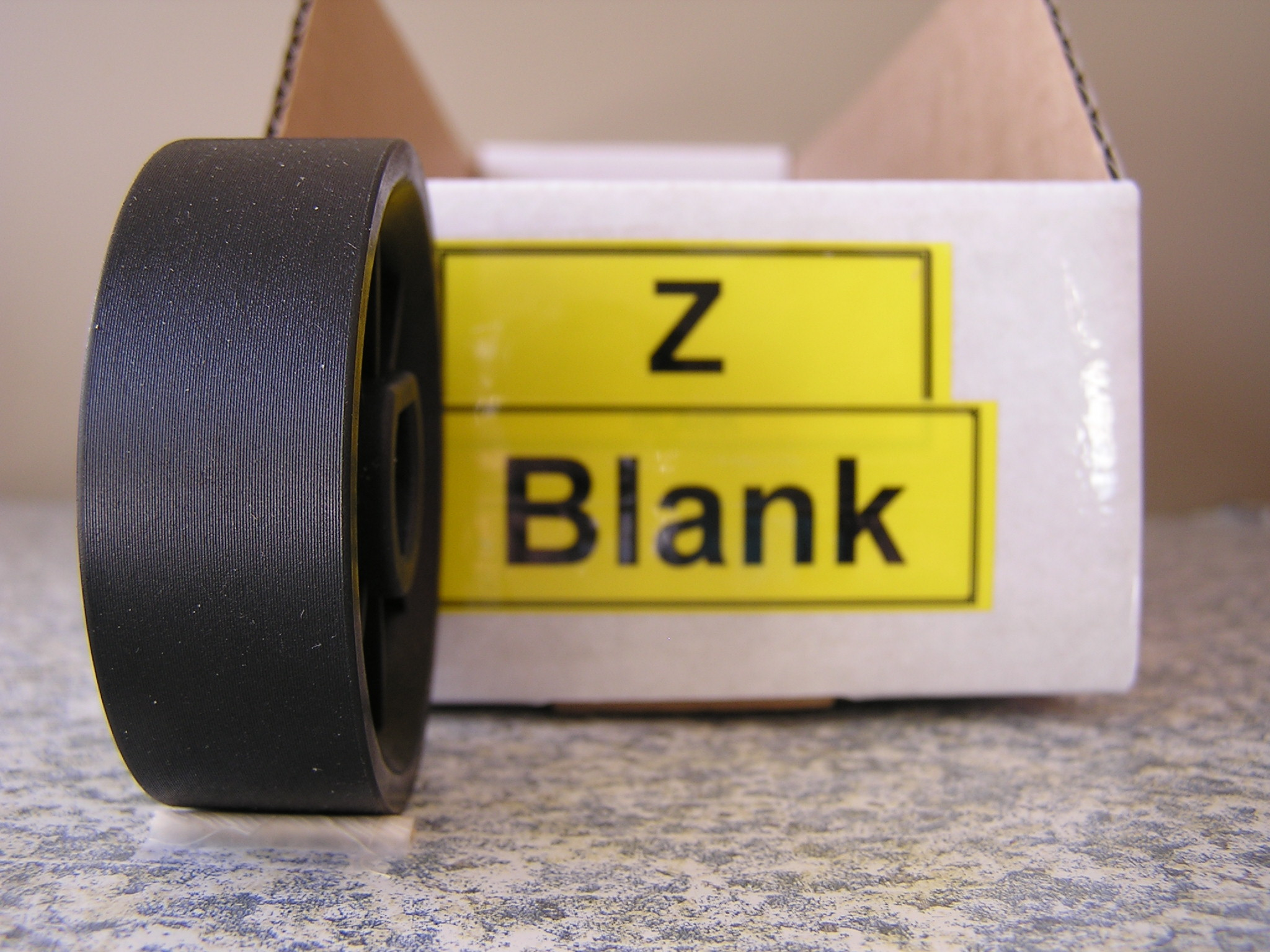 Z Blank Roller -- Create Your Own Roller Slots! Blank Roller for JP Series