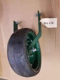 B46-676 Cole Gauge Wheel
